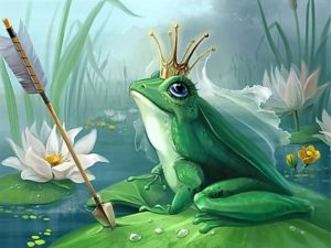 Царевны лягушки